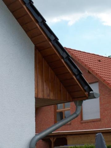 Fassade und Holzschutz